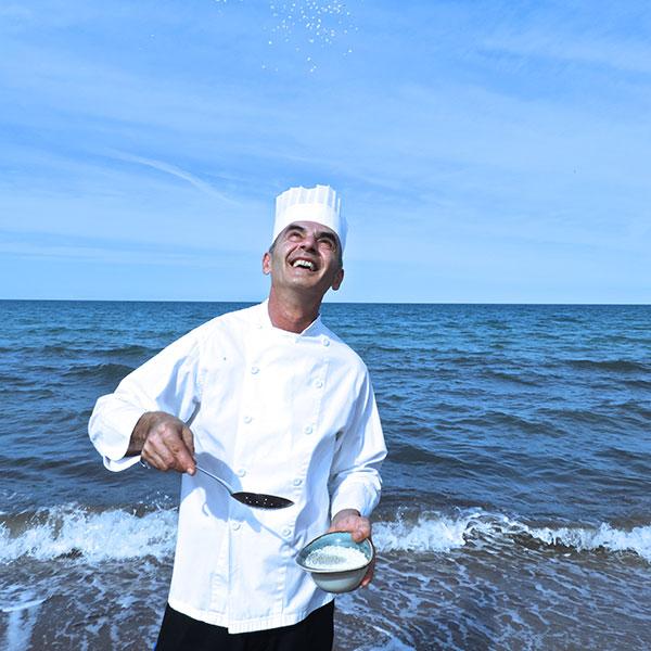 BERNARDO ORTEGA - Ein gastronomisches<br/> Angebot das den anspruchsvollsten Gaumen gerecht wird.