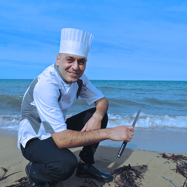DANIEL TODOROV - A gastronomic offering<br/> to match the most discerning palates.
