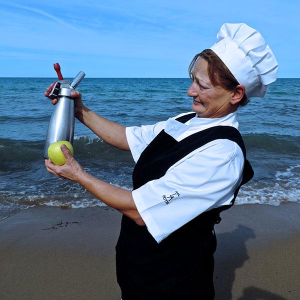SONIA NIKOLOVA - Ein gastronomisches<br/> Angebot das den anspruchsvollsten Gaumen gerecht wird.