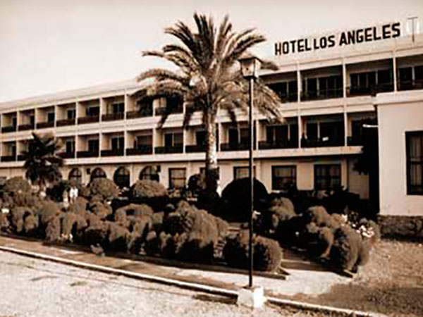 historia 4 - History HOTEL LOS ÁNGELES,<br/> YOUR HOTEL ON THE BEACH