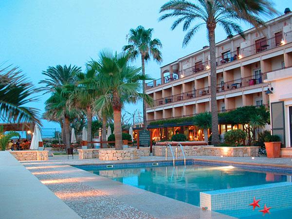 texto hotel 1 - HOTEL LOS ÁNGELES,<br/> IHR HOTEL DIREKT AM STRAND