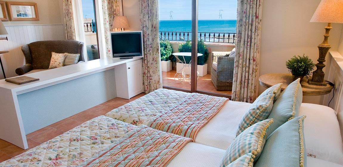 Suite Junior con terraza vista mar H 312 - Our Suites