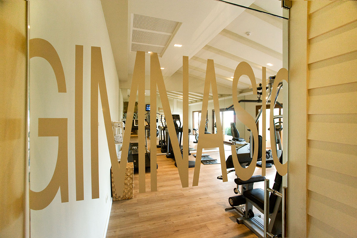 GYM - Discover the inside of our hotel