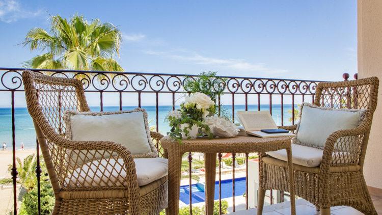 Vista al Mar con terraza