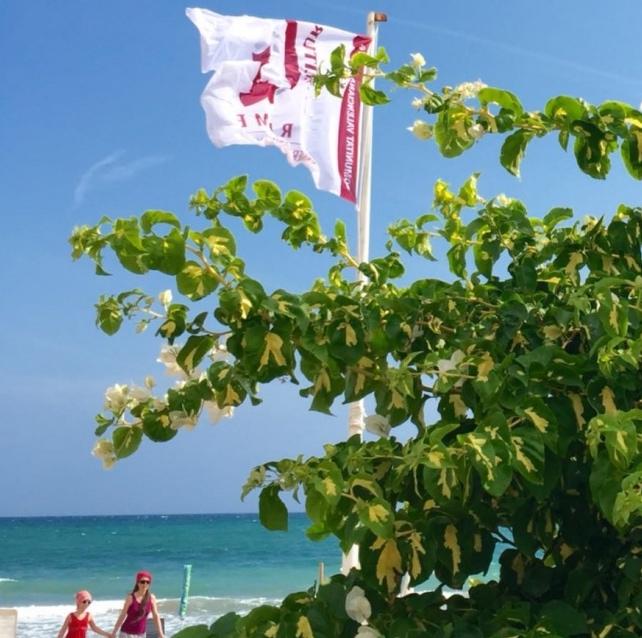 """Ya ondea la """"Q"""" de Calidad turística en la playa"""