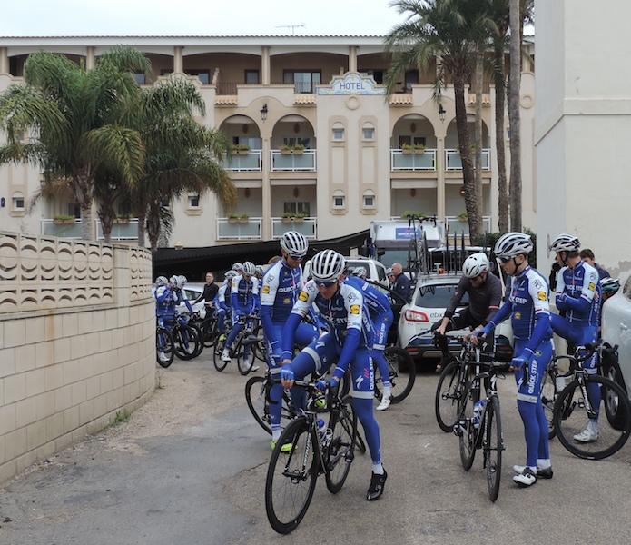 Un hotel para vivir el ciclismo