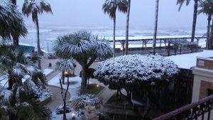 IMG 20170118 WA0028 1 300x169 - Enamorados de Dénia, también nevada