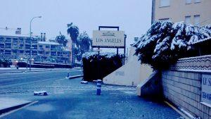 IMG 20170119 WA0008 1 300x169 - Enamorados de Dénia, también nevada