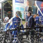 AMBIENT PARKING 150x150 - El Quick-Step Floors trae el ciclismo al Hotel Los Ángeles Dénia