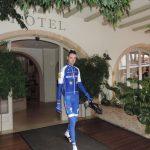 Eixida porta 150x150 - El Quick-Step Floors trae el ciclismo al Hotel Los Ángeles Dénia