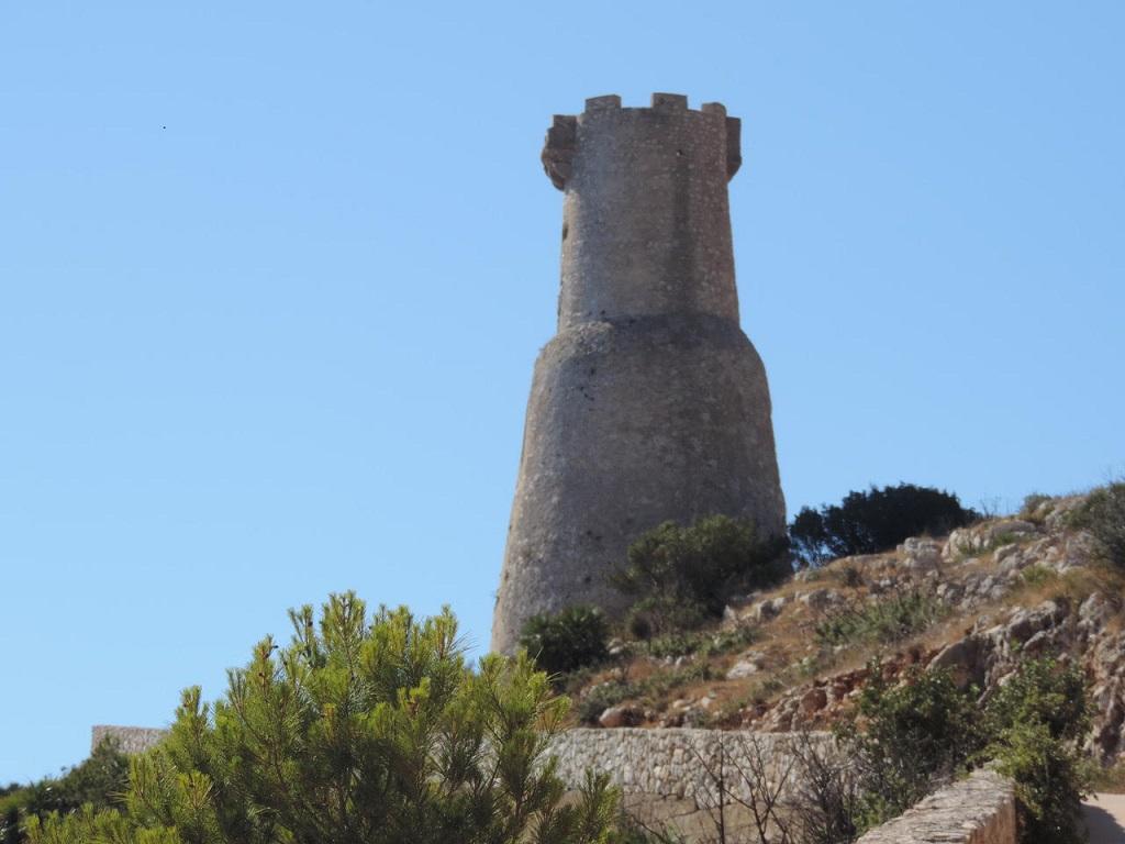 torre - Cuando la poesía norteamericana se hospedó en Dénia
