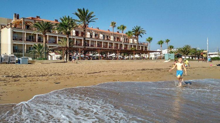 Sin prisas en el Hotel Los Ángeles