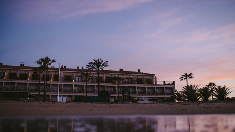 El 12 de octubre en el Hotel Los Ángeles Denia