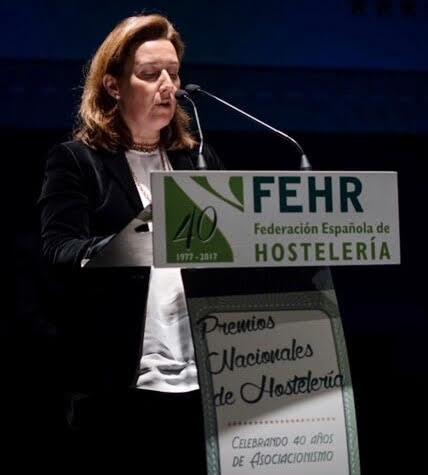 Premio Directivo de Asociación de los XI Premios Nacionales de Hostelería