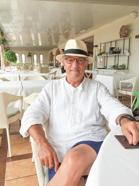 Javier Jordá. El turismo alcoyano en el Hotel Los Ángeles